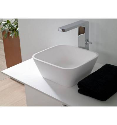 LAVABO MODUL 30X27 KRION. SYSTEMPOOL
