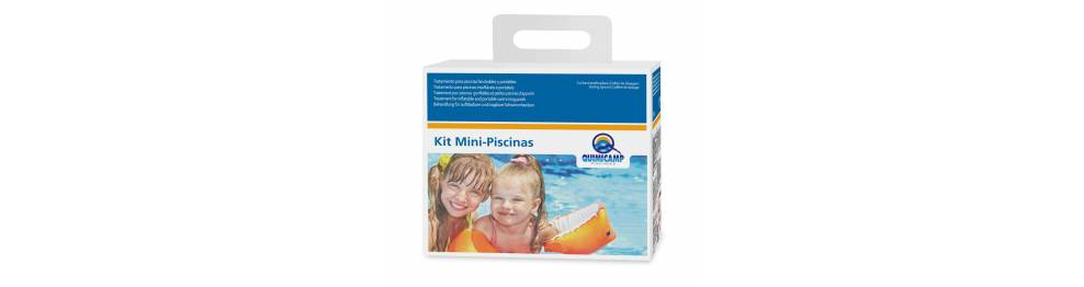 Kit Mini-Piscinas